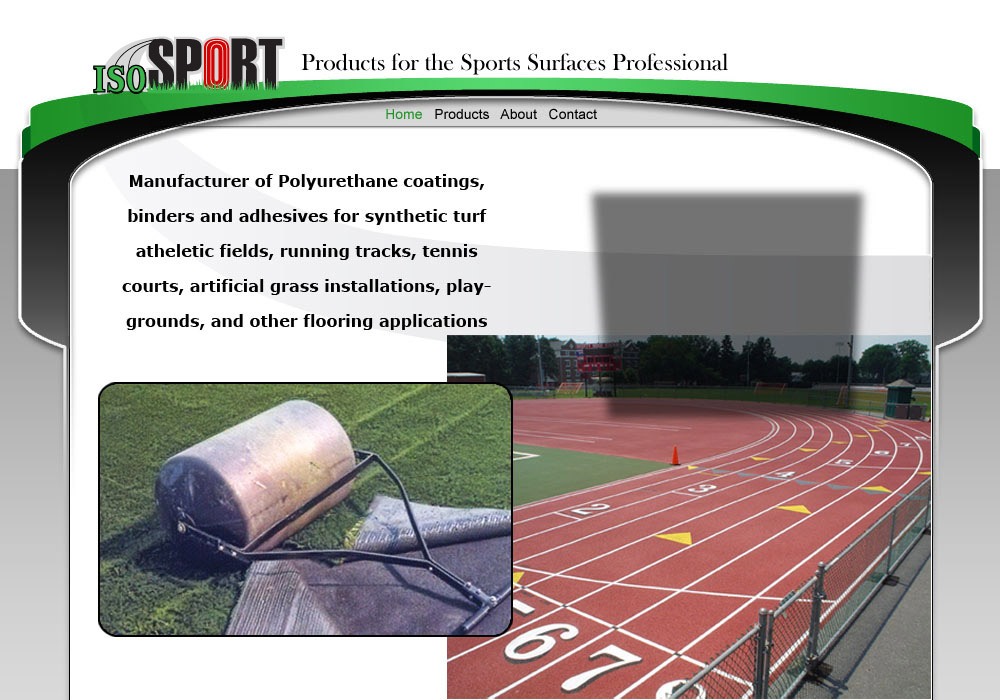IsoSPORT - Products for the Sports Surfaces Professional